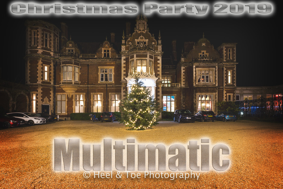 Multimatic Christmas Party 2019