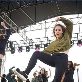 bailarina hip hop monterrey