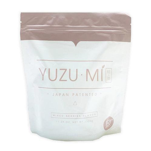 包郵!Tremella - (新版) YUZUMI 蔬果植物酵素綜合美白瘦身排毒飲(16 枚x 20g) x4袋