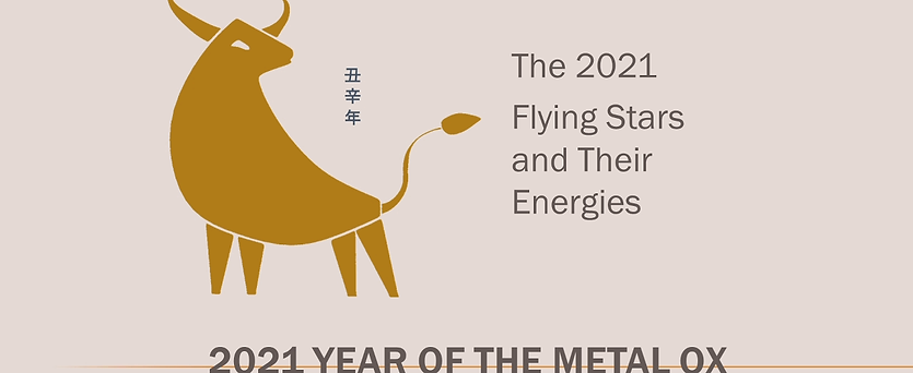 2021 Year of the Metal Ox Feng Shui Webinar