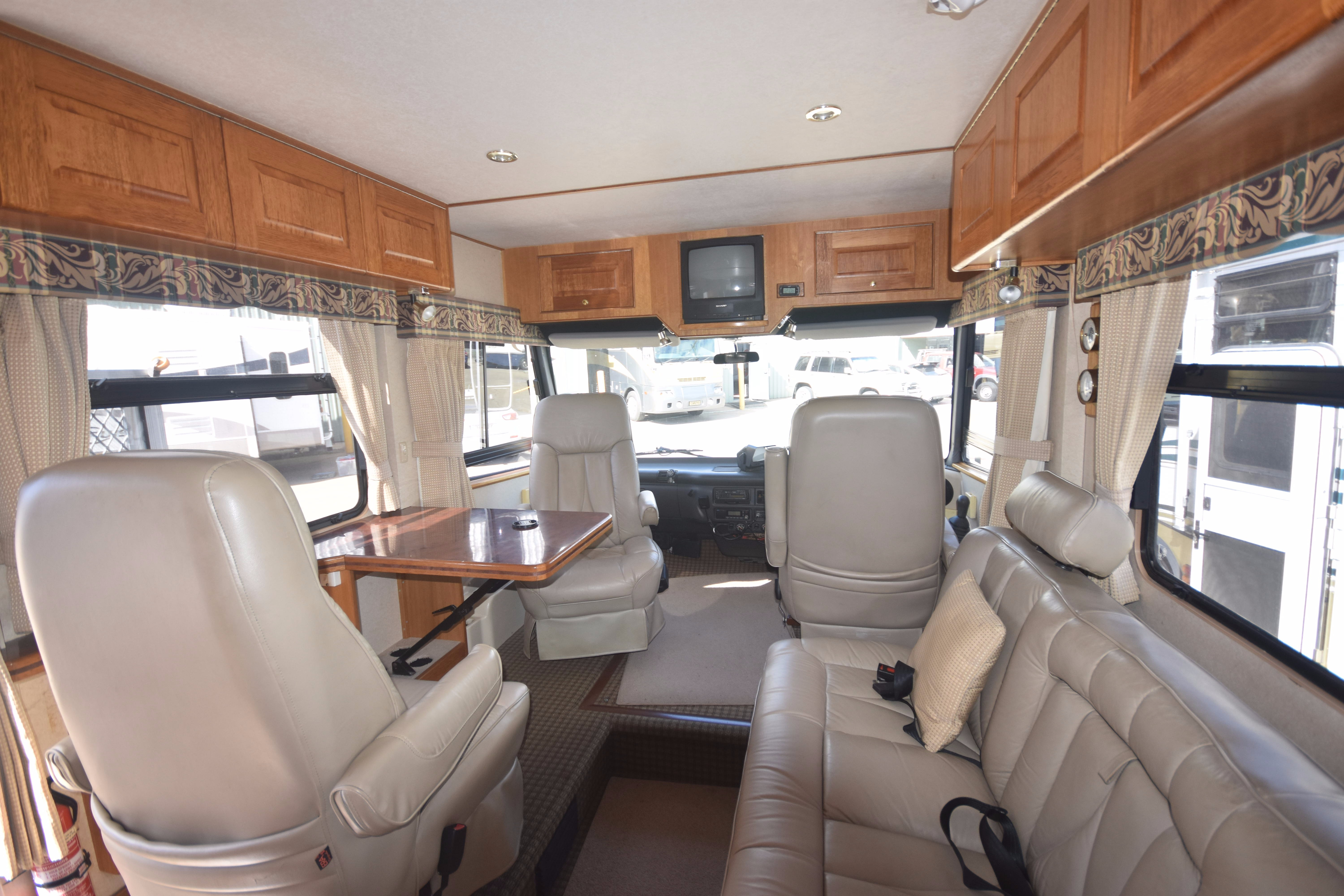 Swagman Luxury Motorhomes | Australia | Motorhomes For Sale
