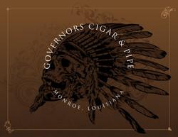 governors cigar box