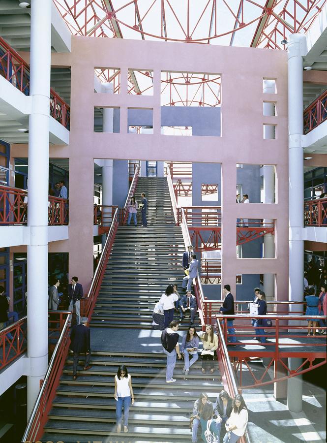 Facultad de Derecho - 1° Etapa