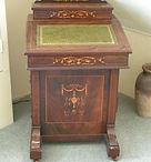 Baboushka Antiques Davenport Desk