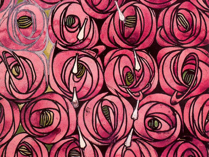 Inspiring Artist of the Day - Charles Rennie Mackintosh