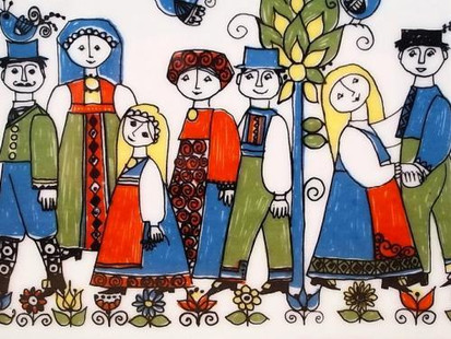 Inspiring Artist of the day - Turi Gramstad Oliver