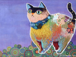 Inspiring Artist of the day - Kimika Hara