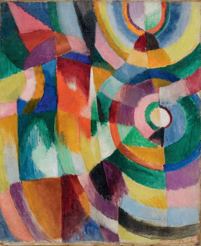 electric prisms 1913 - Tate