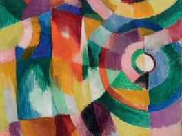 Inspiring Artist of the day - Sonia Delaunay