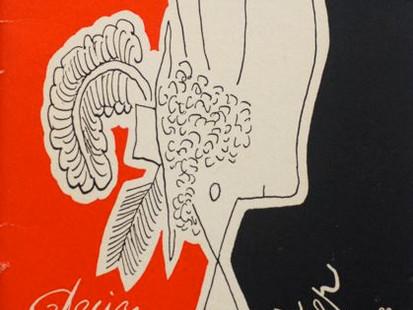 Inspiring Artist of the day... Saul Steinberg