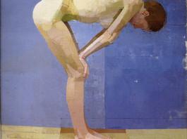 Inspiring artist of the day - Euan Uglow