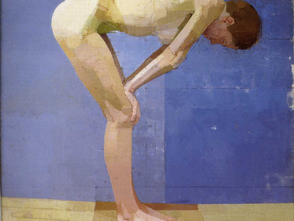 Inspiring artist of the day - Euan Uglow