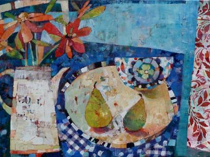 Inspiring Artist of the day - Sally Anne Fitter