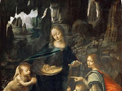 Inspiring Artist of the day - Leonardo da Vinci