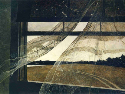 Inspiring Artist of the Day - Andrew Wyeth