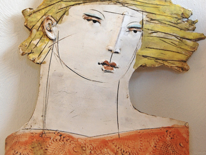 Inspiring Artist of the day - Christy Keeney
