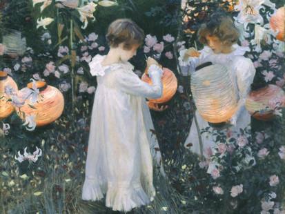 Inspiring Artist of the day : John Singer Sargent