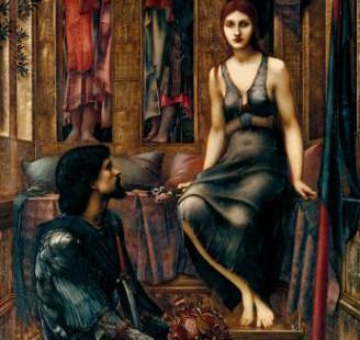 Inspiring Artist of the day : Sir Edward Burne-Jones