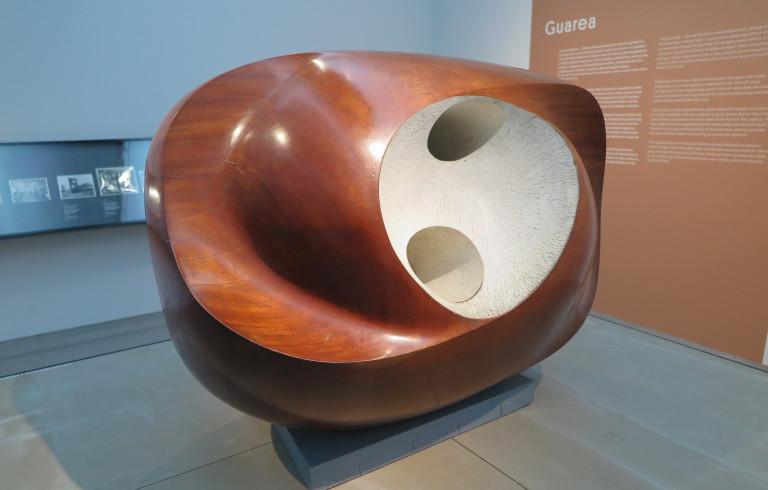 Gaurea wood by Barbara Hepworth