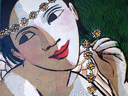 Inspiring Artist of the day - Anita Klein