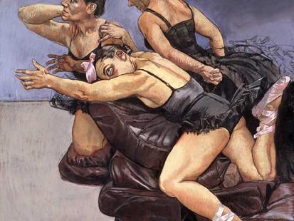 Inspiring Artist of the day - Paula Rego