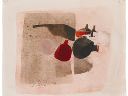 Inspiring artist of the day - Julius Bissier
