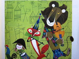 Inspiring Artist of the day - Alice and Martin Provensen