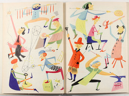 Inspiring Artist of the day - Olle Eskell