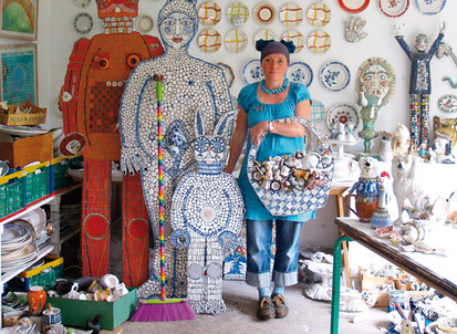 Inspiring Artist of the day - Cleo Mussi