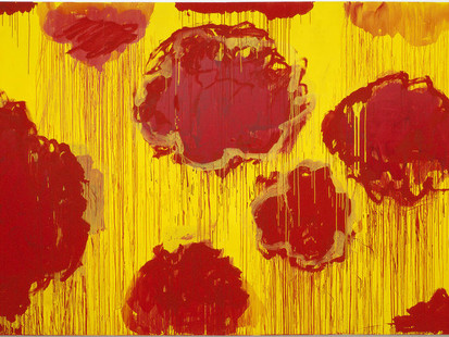 Inspring Artist of the day - Cy Twombly