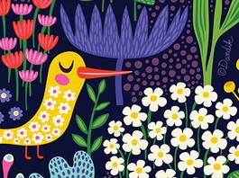Inspiring Artist of the day - Helen Dardik