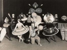 Inspiring artist of the day - Oskar Schlemmer