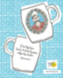 Albanian Proverb and Soldier on a mug