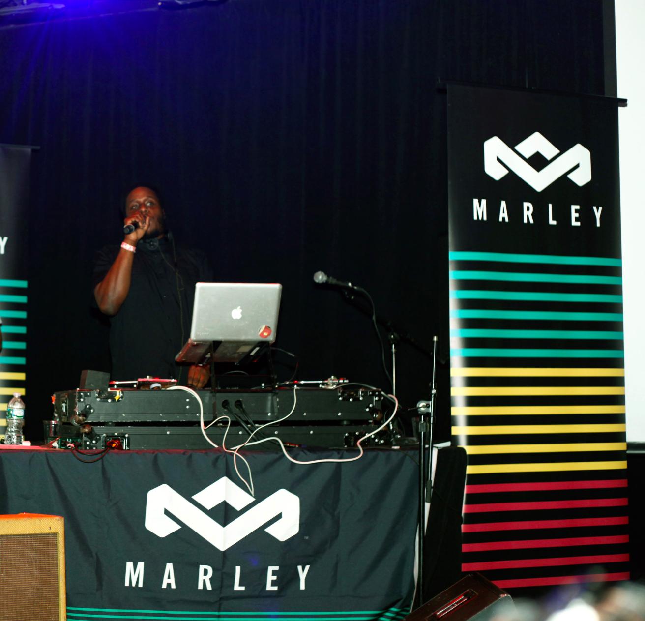 DJGringoNYC w Ky-Mani Marley LPR
