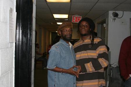 DJ Gringo NYC Beres Hammond 2007
