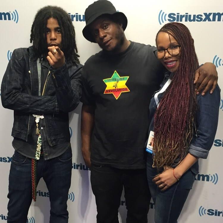 DJGringoNYC Cedella & Skip Marley