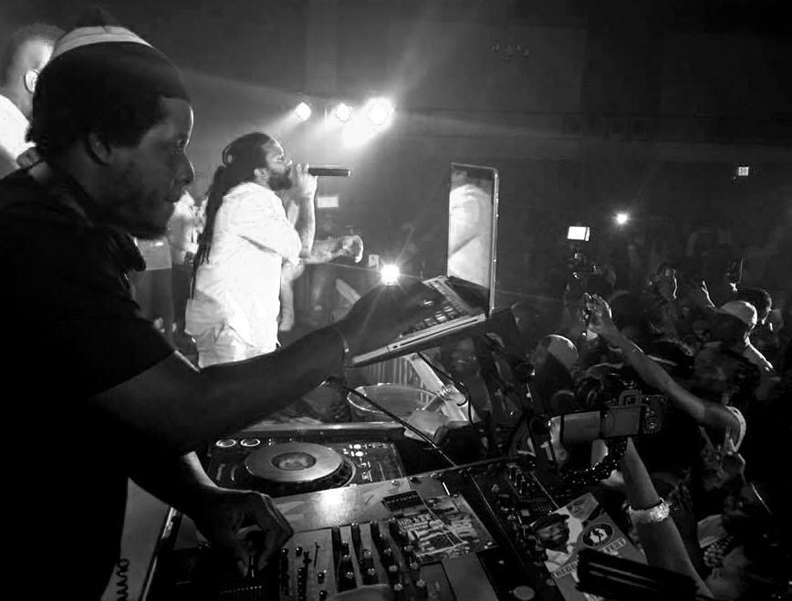 DJGringoNYC w Ky-Mani Marley