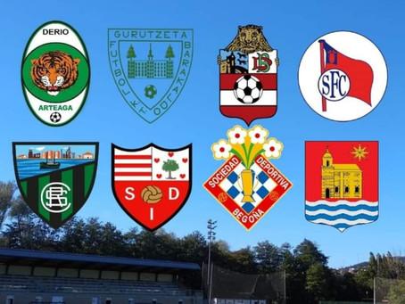 Arteaga's Cup Derio 2019
