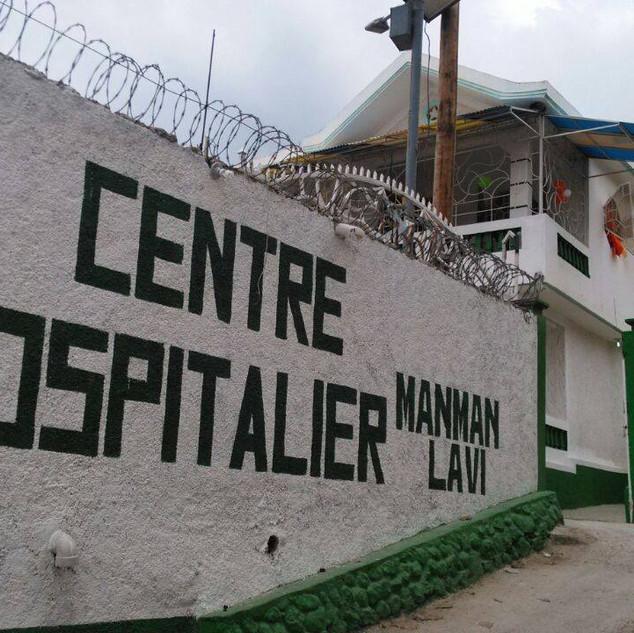 Centre Hospitalier Manman Lavi
