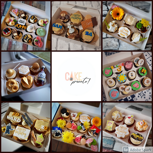 cupcakes, cupcakes birkenhead, vegan cupcakes, cupcake designer