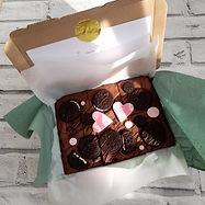 brownie cake pronto
