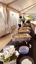 Chef corporate event catering