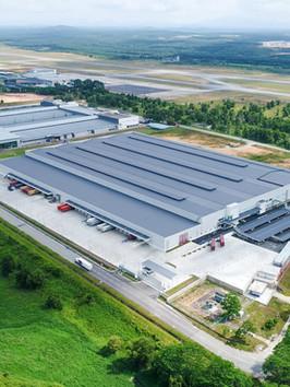 BMW Regional Distribution centre