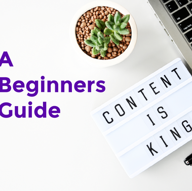 Content Marketing: A guide for beginners