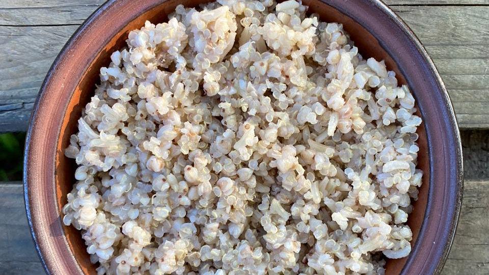 Grain Medley Portion