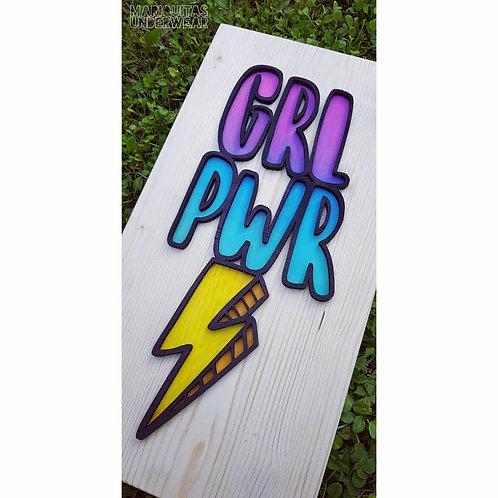Cartel - GRL PWR