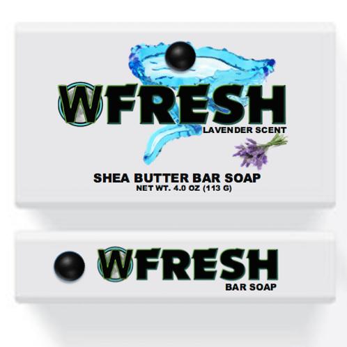 WiYnE Fresh Bar Soap - Lavender [Bulk]