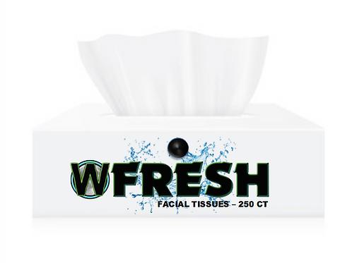 WiYnE Fresh Facial Tissue (250 Count)