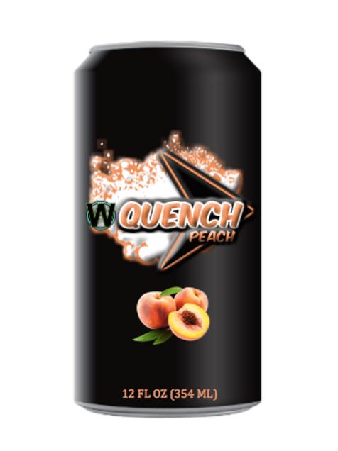 WiYnE Quench Peach Soda (24 Loose)