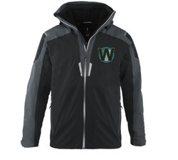 Mens jacket blac